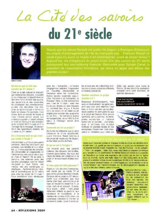 Journal GE juillet 09bis