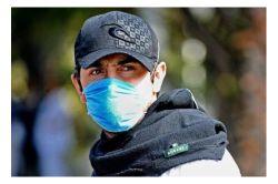 Masque anti grippe