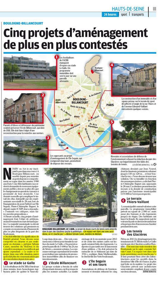 Le Parisien13 juin11surligné