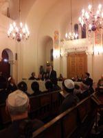 Synagogue 27 mars12 cérémonie Toulouse