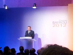 Bayrou 2012 éducation école canet 2012