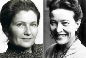 Simone-Veil-Simone-de-Beauvoir