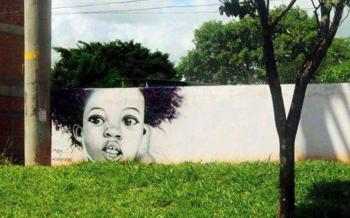 Mur enfant